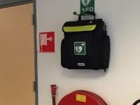 AED in house bij MediaTrend